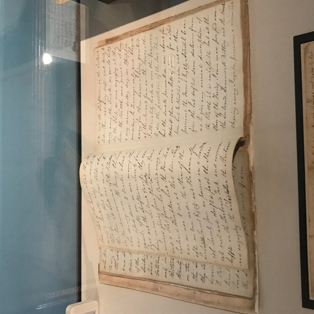 George King's diary