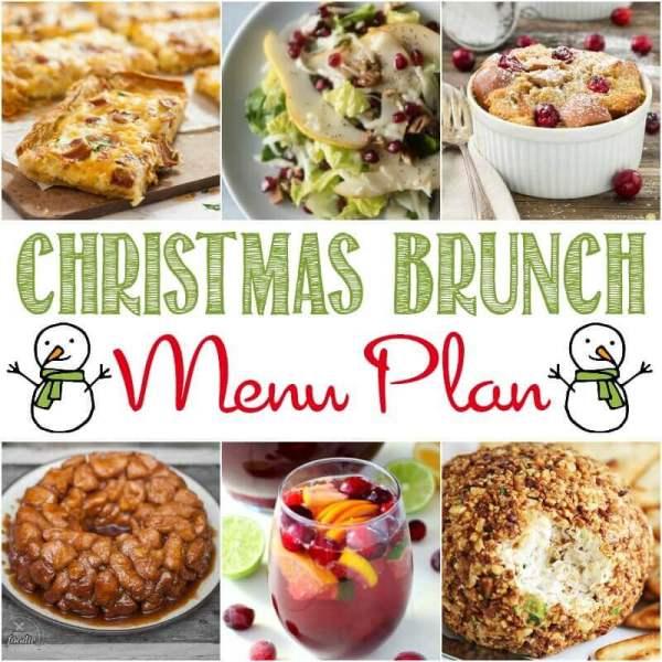 Christmas Brunch Menu Plan Its Yummi