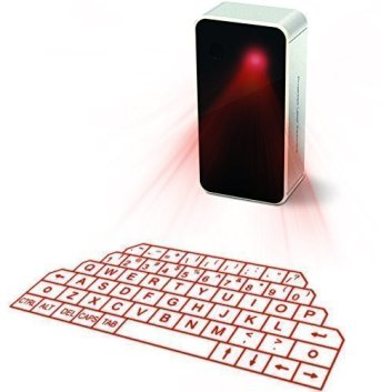 AGS Laser Projection Bluetooth Virtual Keyboard-Technote