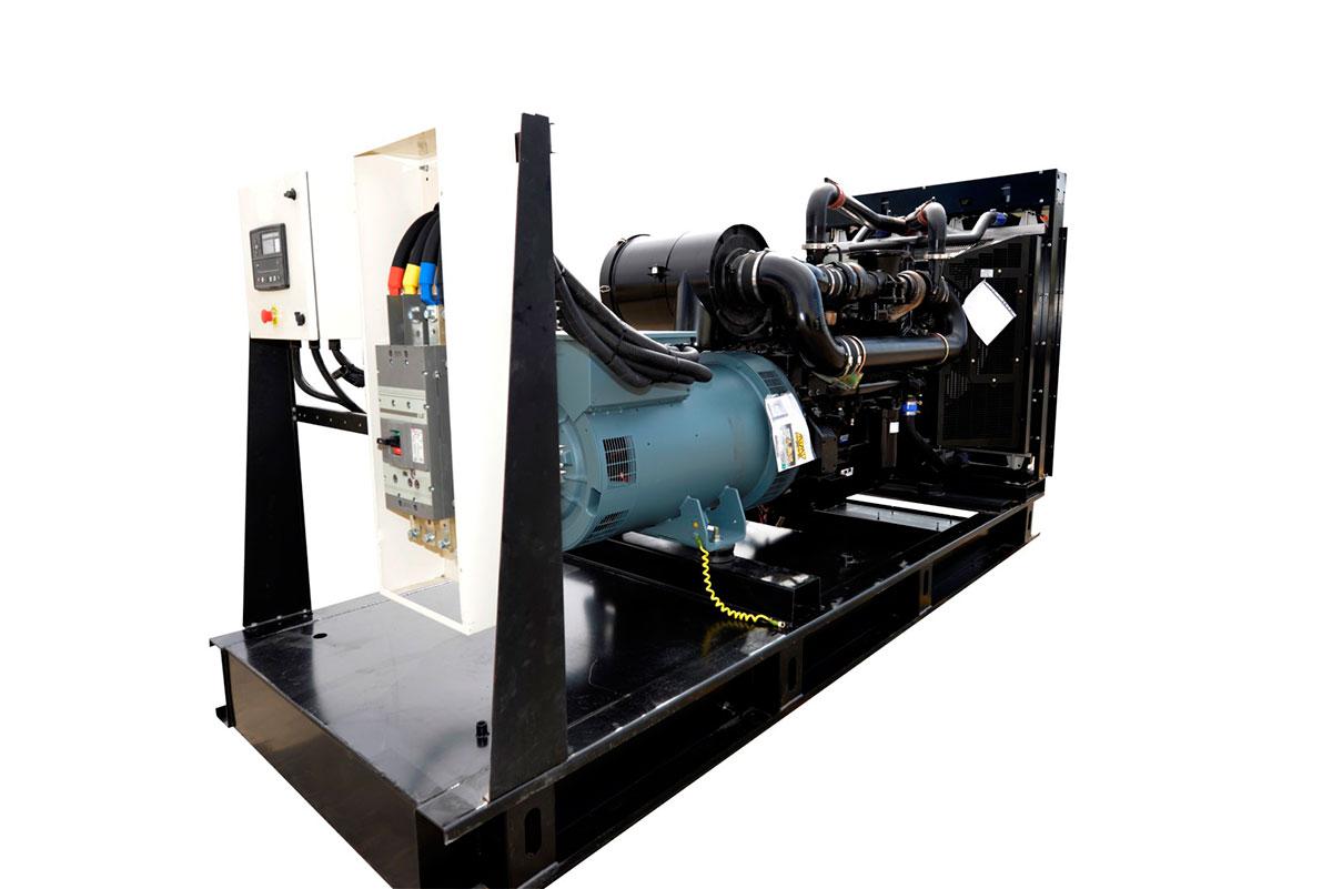 ITTS - Perkins Generator Suppliers   Generator Manufacturers