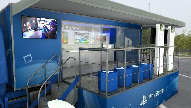 "Experiência ""PlayStation na Estrada"" chega ao Plaza Shopping Itu"