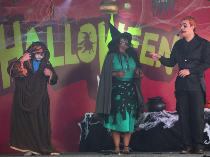 Plaza Shopping Itu apresenta Halloween com Mini Bailinho para crianças