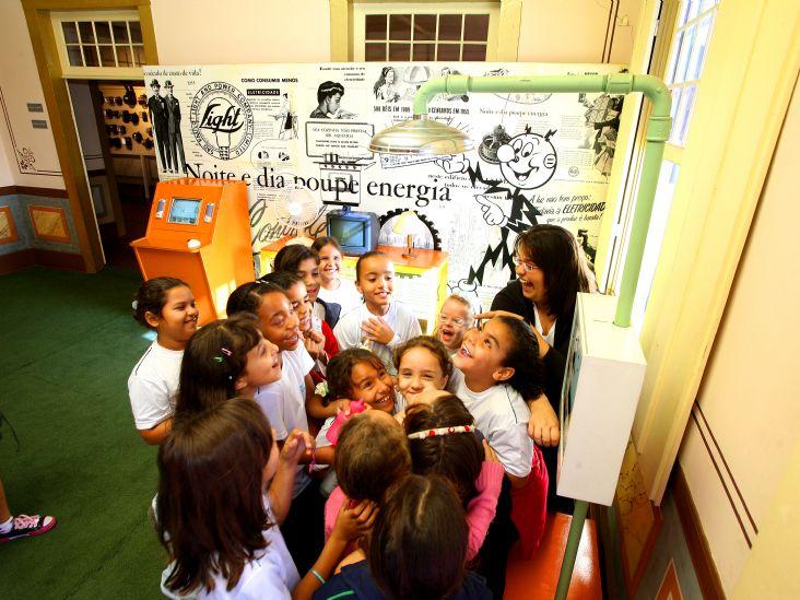 Férias de julho terão atividades no Museu da Energia de Itu