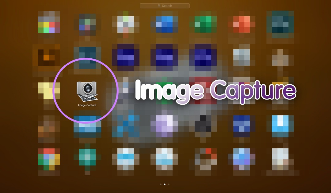 image capture app