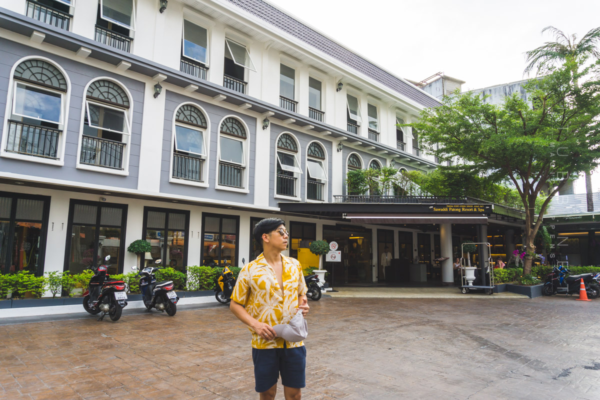 SAWADDI Patong Resort & Spa Phuket