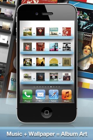 iPhone+iPad] คนรักเสียงเพลงห้ามพลาด! กับ Album Art   IGC IN