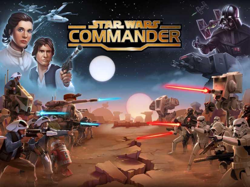 Cover Star Wars Commander