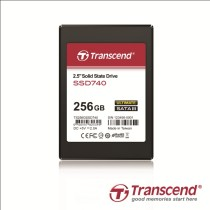 Transcend Launches New SSD740 SATA III 6Gb/s Solid State Drive