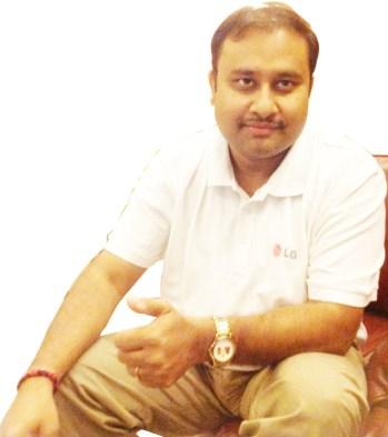 Mr. Sanjoy Bhattacharya, IT Head, LG India