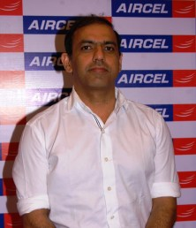 Dr. Harish Sharma, VP-Operations, Aircel Limited