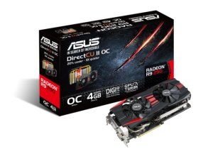 ASUS R9290-DC2OC-4GD5 with box
