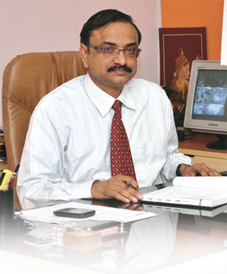 Mr. RK Bansal, MD, UNILINE ENERGY SYSTEMS (PVT) LTD.