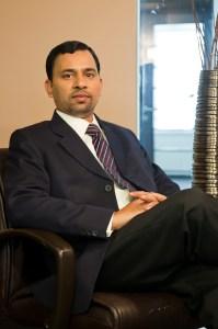Mr. Sunil Sharma, VP Sales & Operations, India & SAARC, Cyberoam