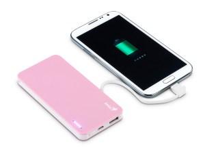 Genius power bank ECO-u306-Pink