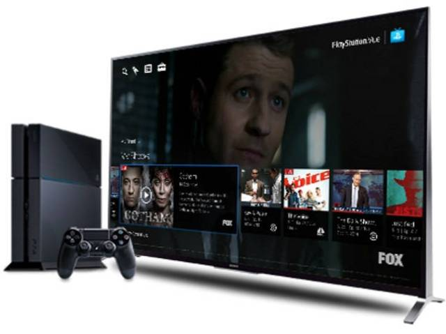 sony playstaion vue official
