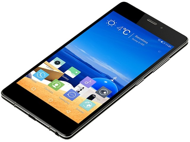 gionee elife s7 front