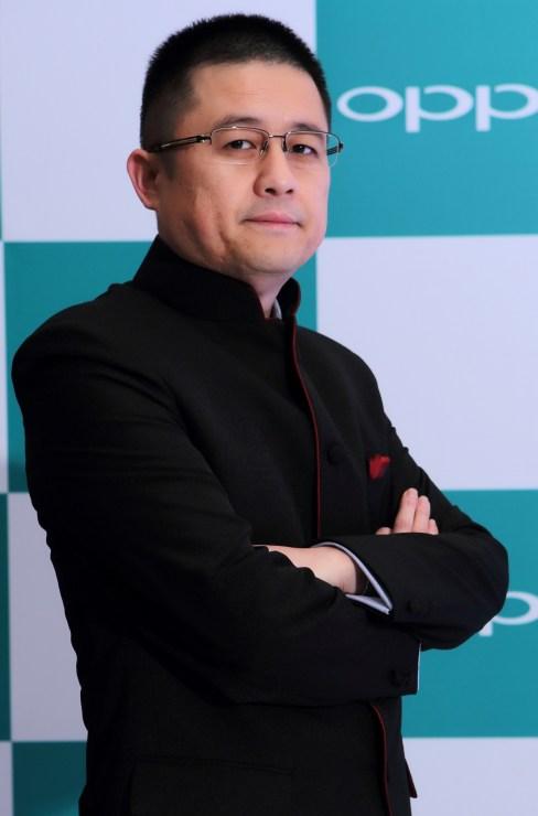 Mr. Tom Lu, CEO, OPPO Mobiles India
