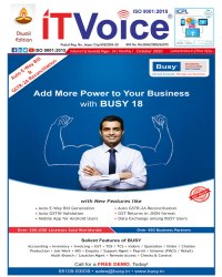 IT Voice October 2020 Edition
