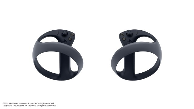 Sony VR Controllers