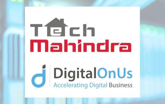 Tech Mahindra Acquires 100% Stake In DigitalOnUs