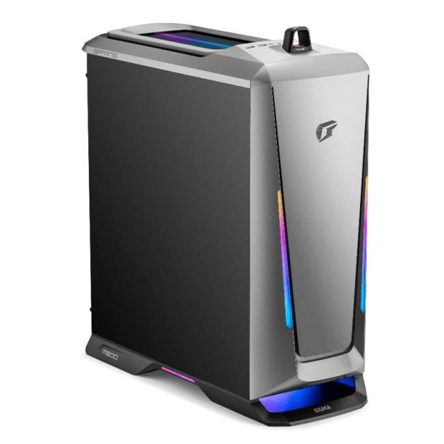 iGame M600 Mirage Gaming PC with 11th Gen Intel Core CPUs and RTX 30-Series Graphics