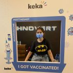 Keka in collaboration with eKincare organized a vaccination drive for its employees