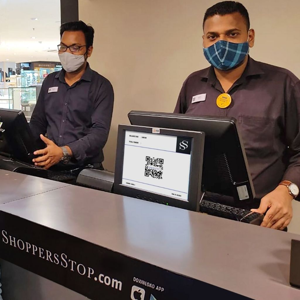 Shoppers Stop and Innoviti partner to pioneer Dual-Display-UPI – a safer and faster UPI payment experience