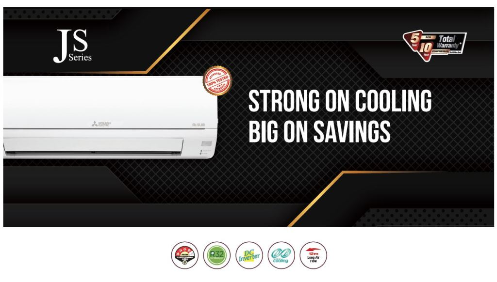 Mitsubishi Electric India Announces Launch of Exquisite & Energy Saving Room Air Conditioners