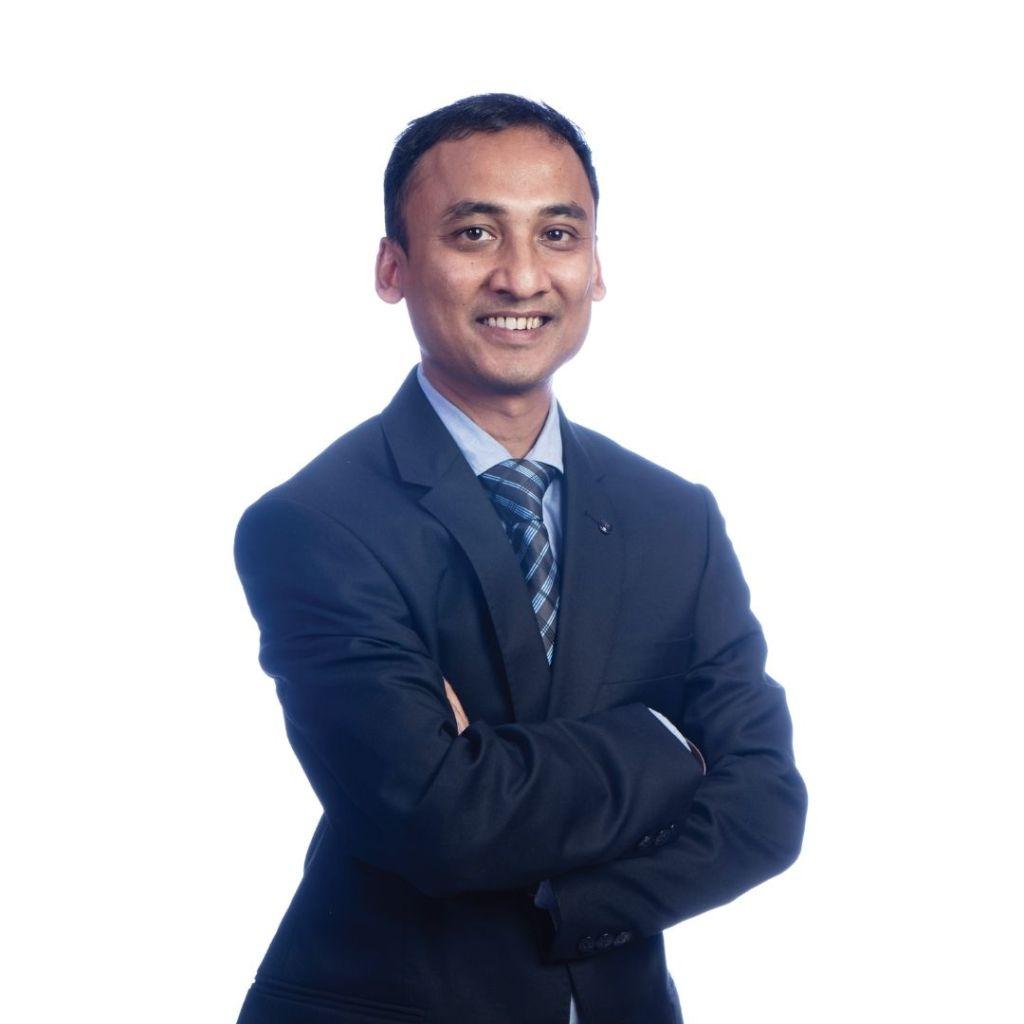 Sachin Nigam – CTO & Co-Founder, Goavega Software Pvt. Ltd