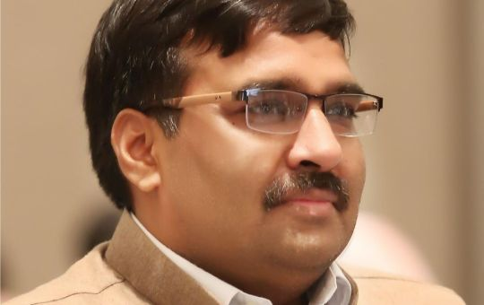 Dr. Ajay Data shared valuable insights at the India Internet Governance Forum 2021