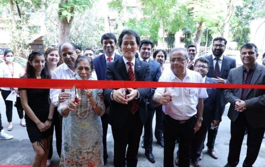 Canon India launched its first CIS 4.0 store in Andheri, Mumbai
