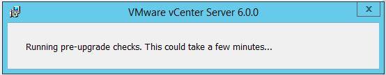 vCenter upgrade5