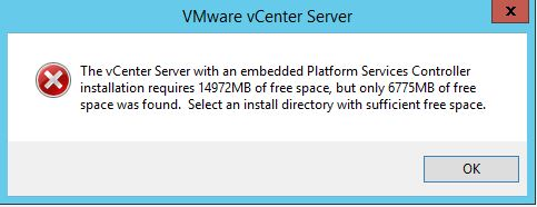 vCenter upgrade9