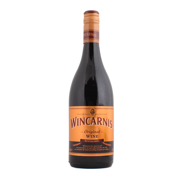 Wincarnis tonic wine is a popular drink in the Caribbean