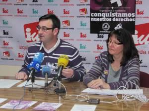 Daniel Martínez y Victoria delicado