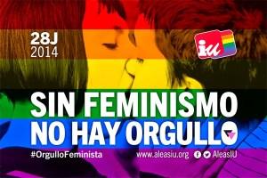 orgullo feminismo
