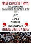 Cartel 1º de Mayo 2014 iUCuellar