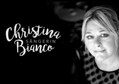 Website für Christina Bianco