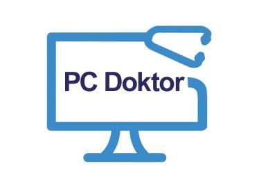 Neues Logo für den PC-Doktor