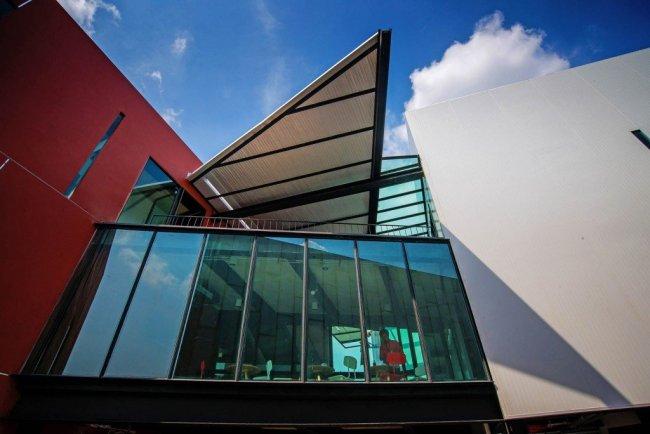 5 ออฟฟิศไทย ไอเดียออกแบบสุดครีเอทีฟแห่งปี 2014 59 - Architecture
