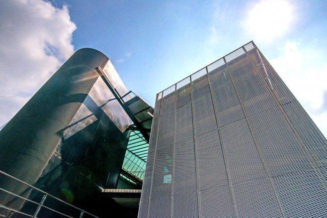 5 ออฟฟิศไทย ไอเดียออกแบบสุดครีเอทีฟแห่งปี 2014 58 - Architecture