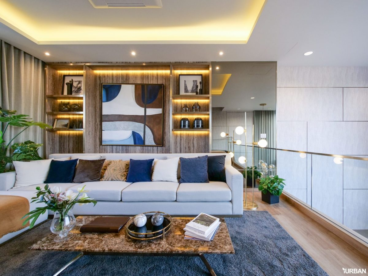 AIRES RAMA9 รีวิว Luxury Townhome 3.5 ชั้น + Rooftop ออกแบบสวย ย่านพระราม9 (ใกล้ รพ.สมิติเวช) 43 - AIRES