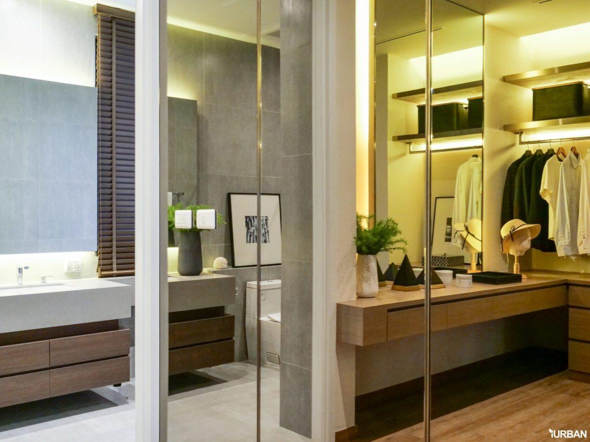 AIRES RAMA9 รีวิว Luxury Townhome 3.5 ชั้น + Rooftop ออกแบบสวย ย่านพระราม9 (ใกล้ รพ.สมิติเวช) 53 - AIRES