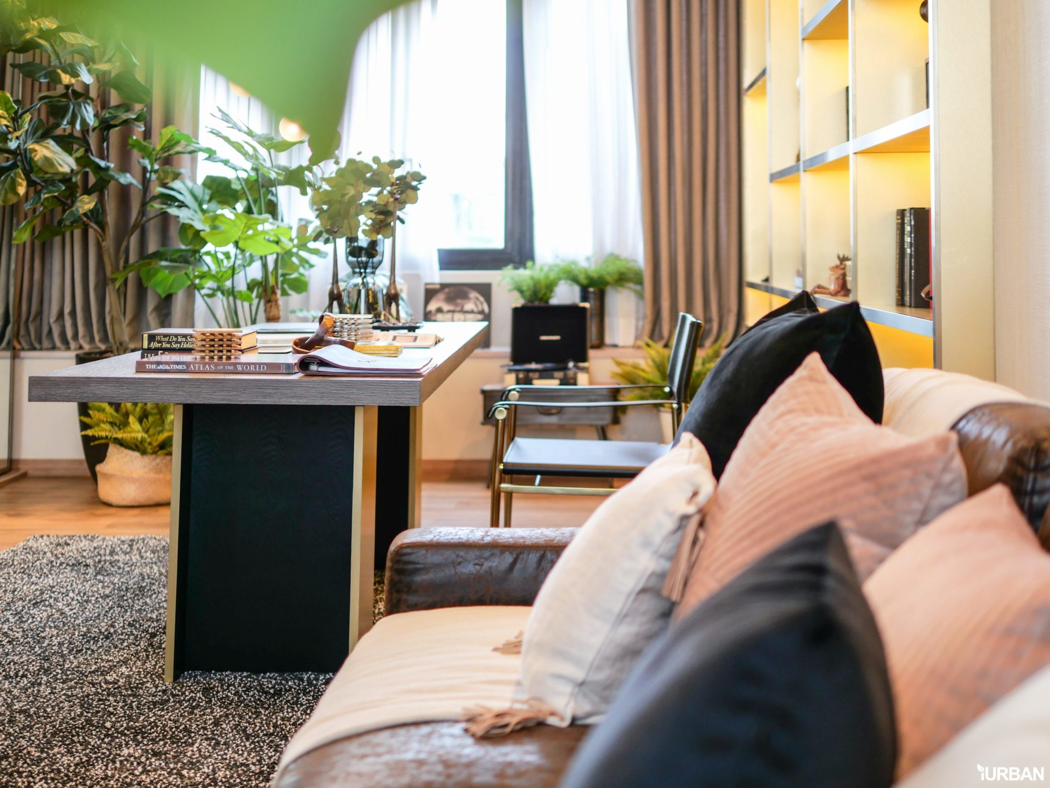 AIRES RAMA9 รีวิว Luxury Townhome 3.5 ชั้น + Rooftop ออกแบบสวย ย่านพระราม9 (ใกล้ รพ.สมิติเวช) 71 - AIRES