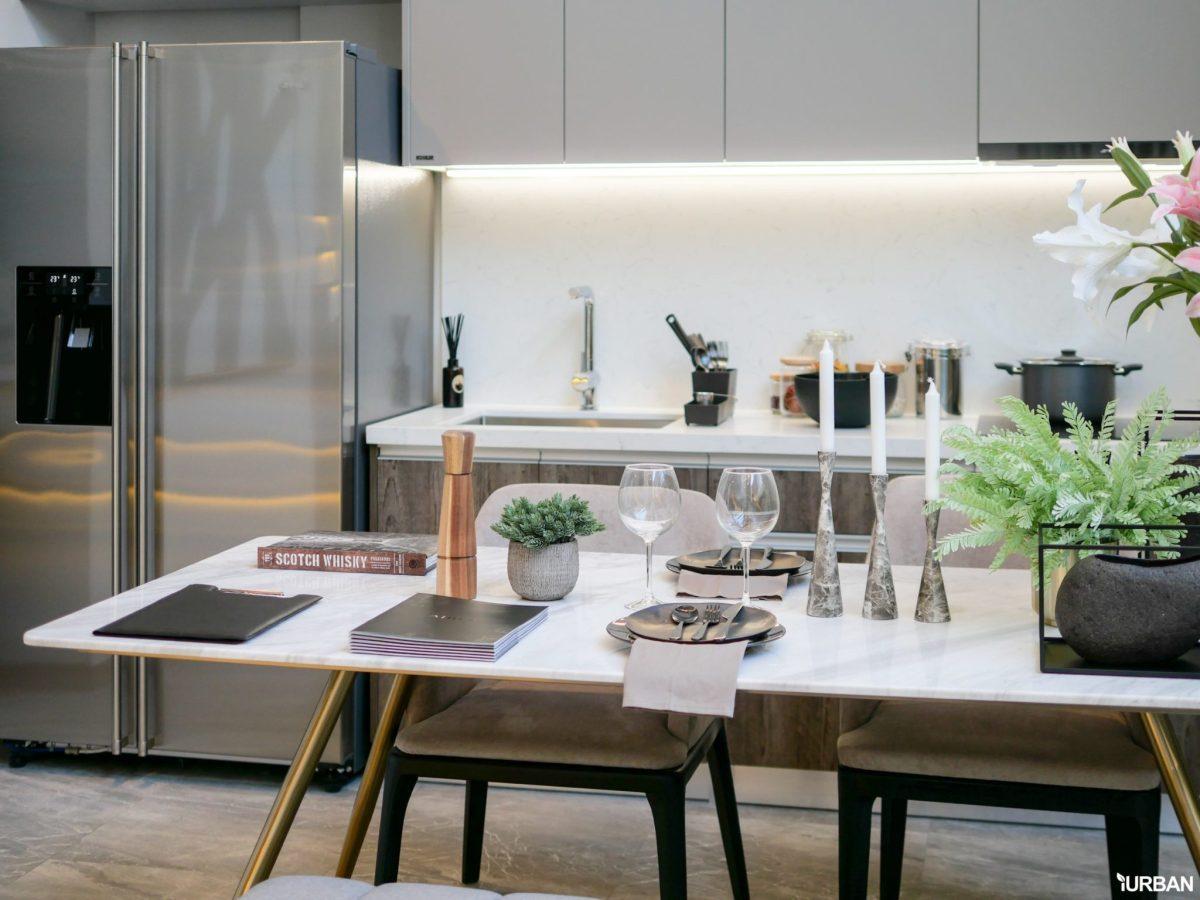 AIRES RAMA9 รีวิว Luxury Townhome 3.5 ชั้น + Rooftop ออกแบบสวย ย่านพระราม9 (ใกล้ รพ.สมิติเวช) 28 - AIRES