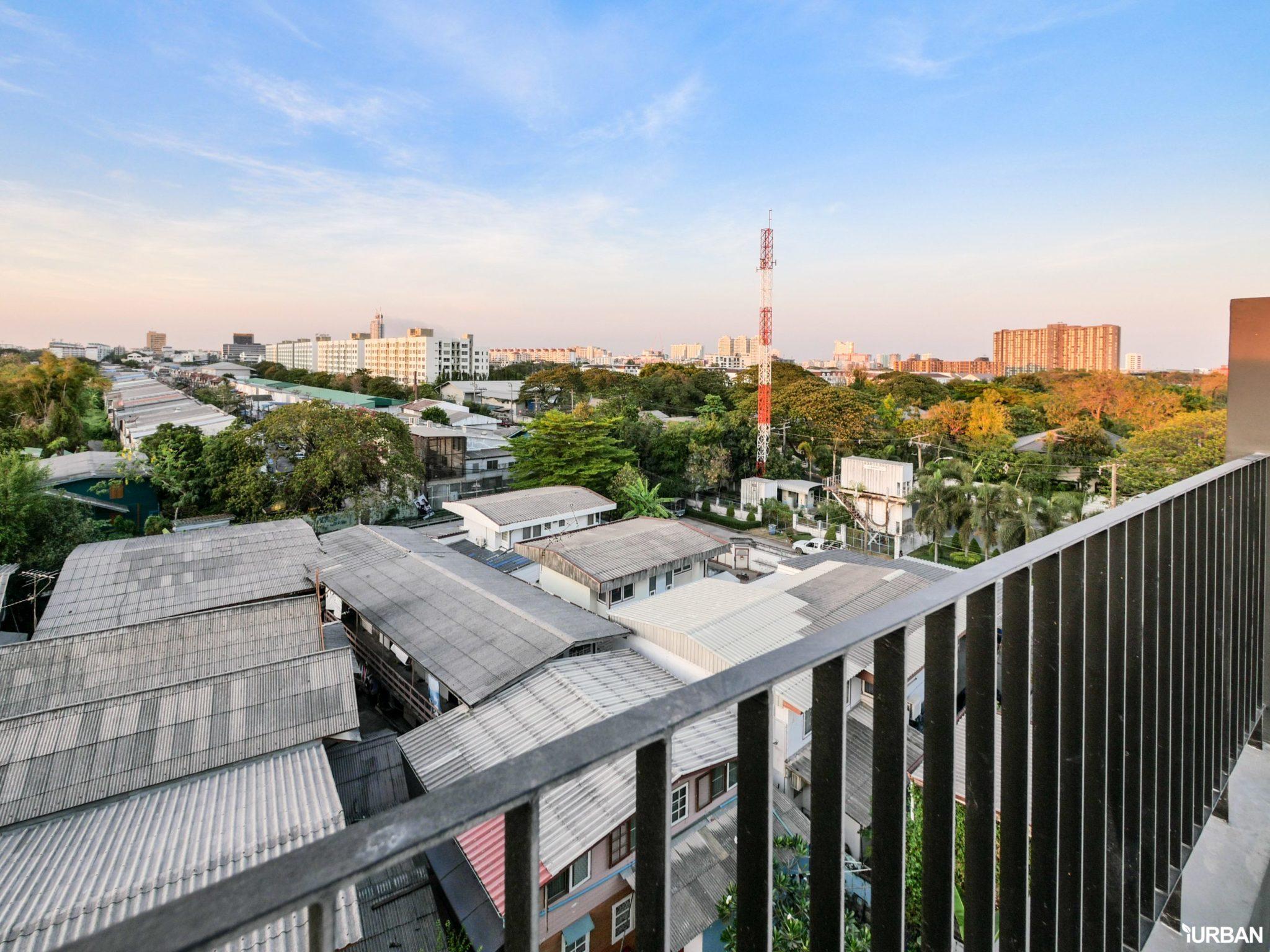 AIRES RAMA9 รีวิว Luxury Townhome 3.5 ชั้น + Rooftop ออกแบบสวย ย่านพระราม9 (ใกล้ รพ.สมิติเวช) 89 - AIRES