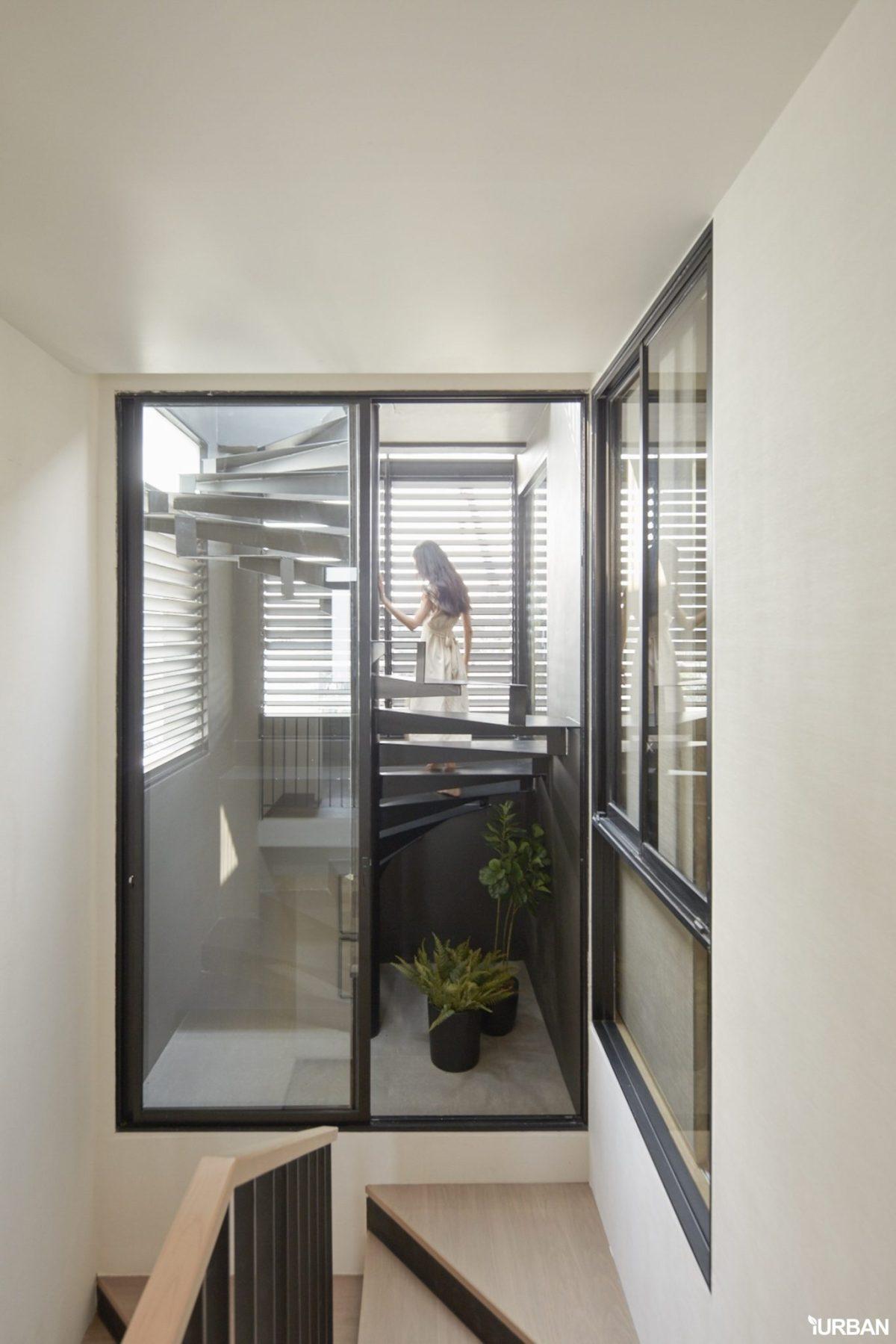 AIRES RAMA9 รีวิว Luxury Townhome 3.5 ชั้น + Rooftop ออกแบบสวย ย่านพระราม9 (ใกล้ รพ.สมิติเวช) 80 - AIRES