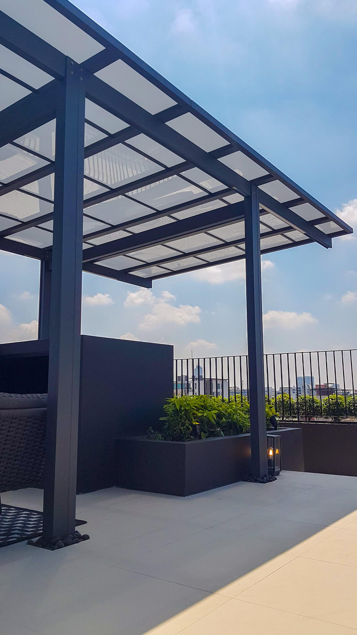 AIRES RAMA9 รีวิว Luxury Townhome 3.5 ชั้น + Rooftop ออกแบบสวย ย่านพระราม9 (ใกล้ รพ.สมิติเวช) 87 - AIRES