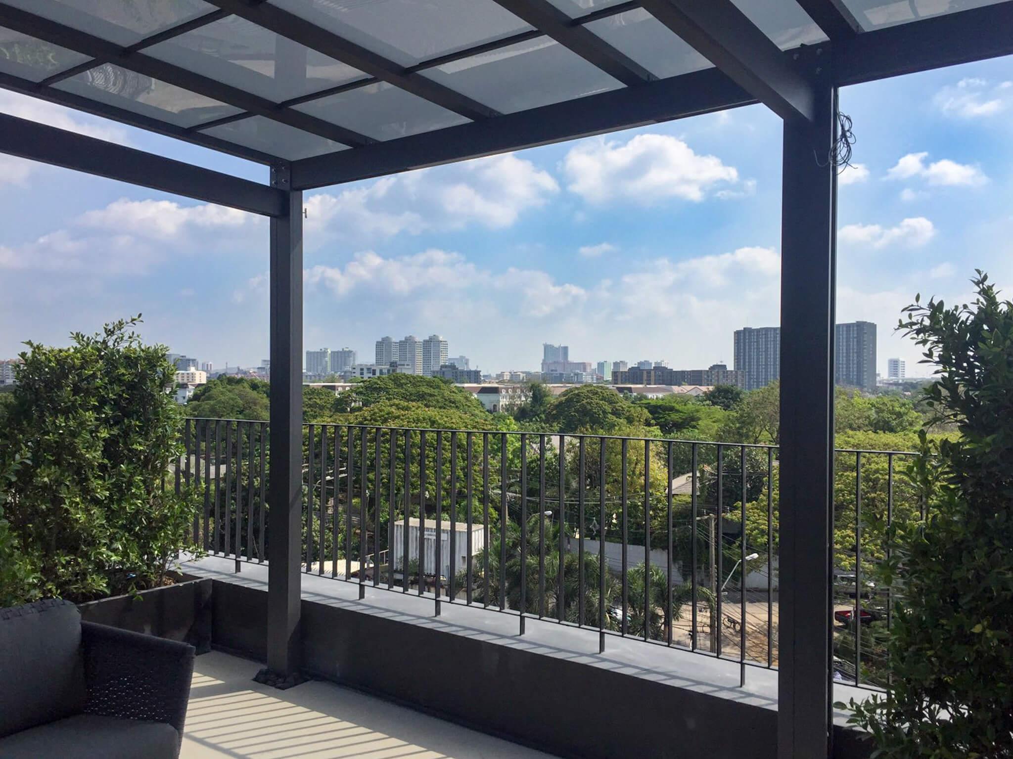 AIRES RAMA9 รีวิว Luxury Townhome 3.5 ชั้น + Rooftop ออกแบบสวย ย่านพระราม9 (ใกล้ รพ.สมิติเวช) 86 - AIRES