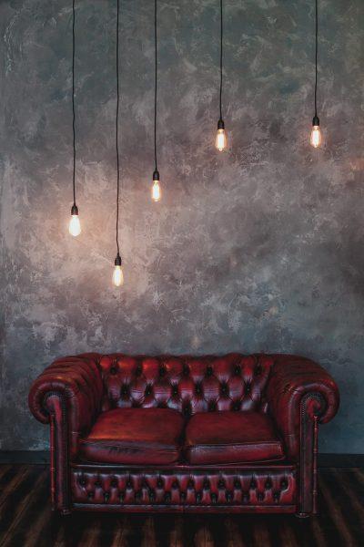 ไอเดียตกแต่งห้องสไตล์ Loft ด้วยหลอดไฟวินเทจ LED หลากดีไซน์ 16 - Industrial design